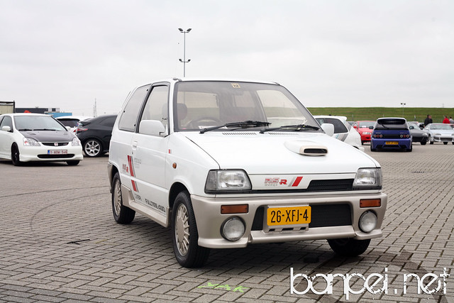JAF 2013: Suzuki Alto Works RS-R