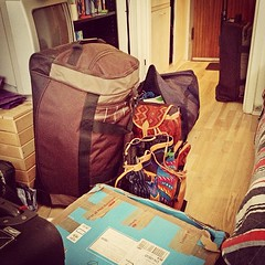#Packing #MovingOut #kryptonite #Leaving #GoodBye #Denmark #luggage #baggage