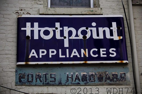 Hotpoint Appliances by William 74