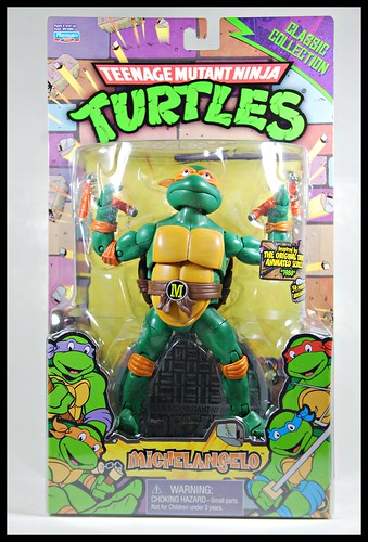 Michaelangelo_Teenage Mutant Ninja Turtles Classic