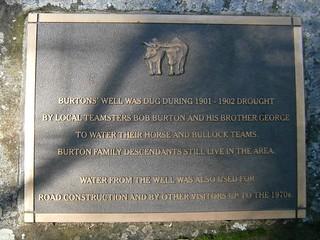 Burtons Well