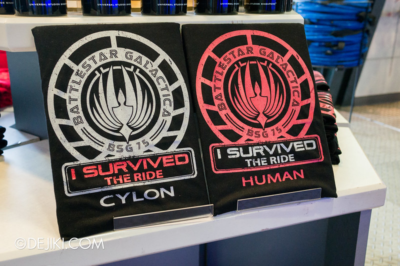 USS May Park Update - new Battlestar Galactica T-shirts 3