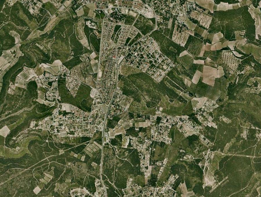 pallaresos, Tarragona, desastre, urbanistico, urbanismo, antes, Cataluña, Catalunya, construcción, generalitat