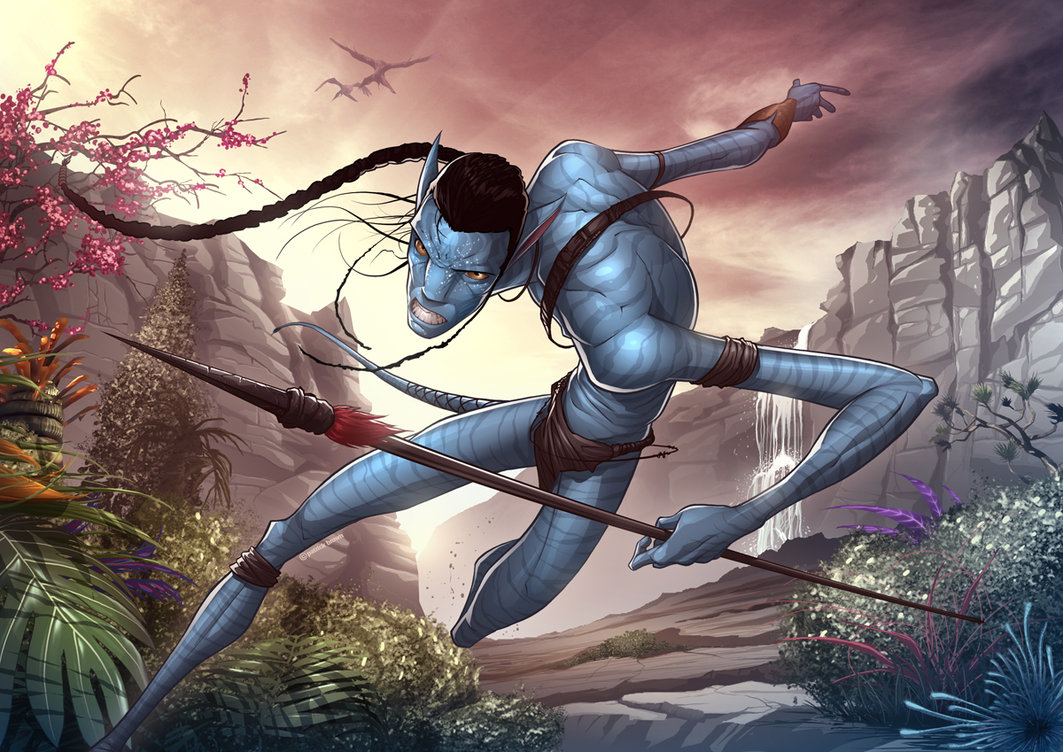 'Avatar' - Patrick Brown