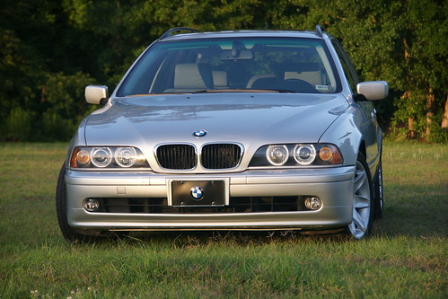 E39 For Sale 2002 525it Sport Wagon 5 Speed Manual Transmission