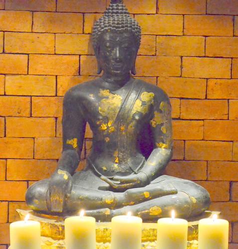 Thai Square Buddha