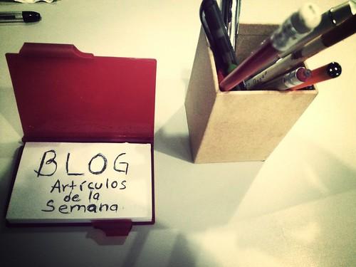 Bloggers a seguir
