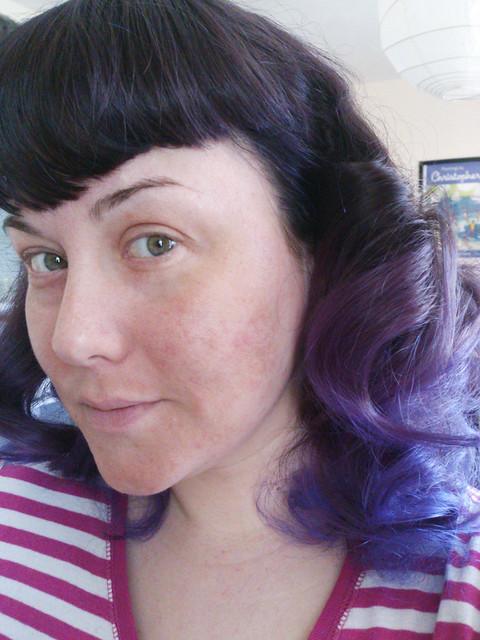 purpe hair1