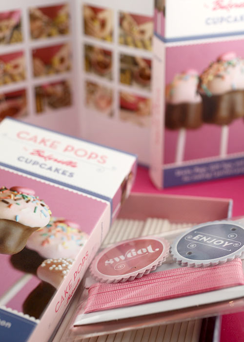 Cupcake Pops Mini Kit