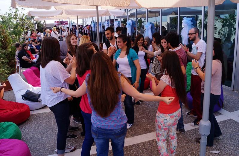 Üsküdar Üniversitesi'nde yılsonu kutlaması 2