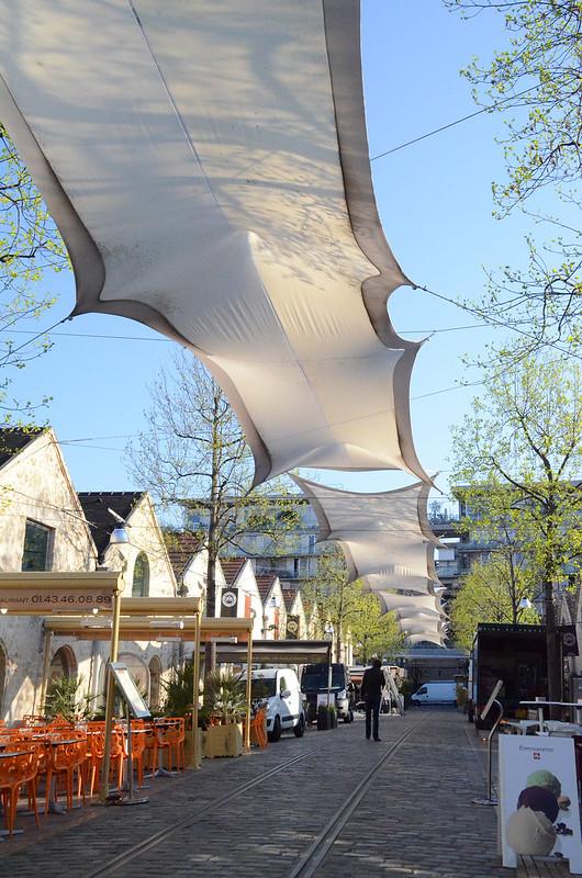 paris and beyond bercy village cour st milion. Black Bedroom Furniture Sets. Home Design Ideas