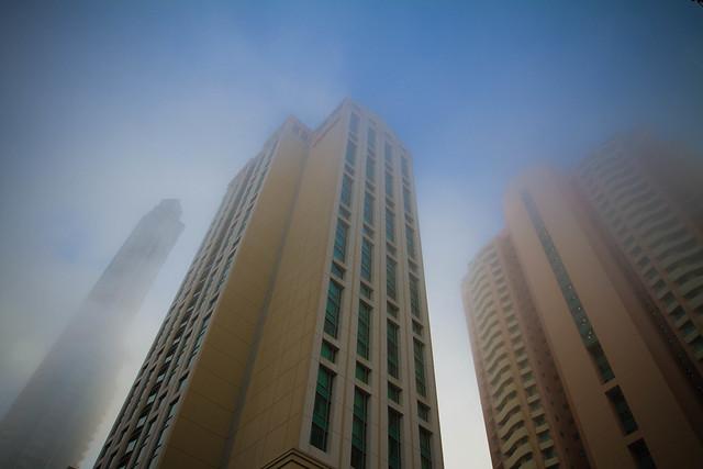 06/12 - Foggy morning