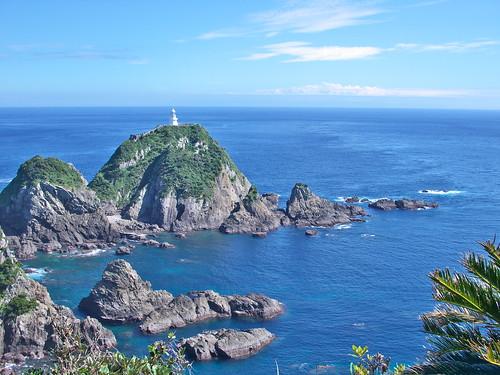 鹿児島佐多岬より。