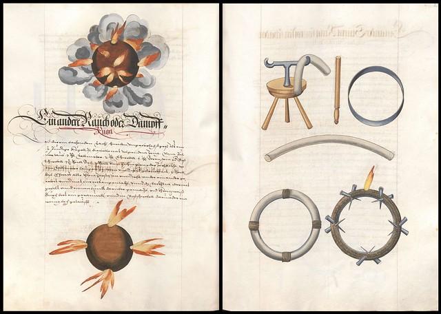 Feuerwerksbuch 448 + 483