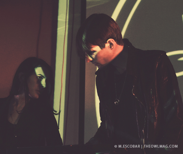 Cold Cave @ Eagle Rock Center For Arts, LA  6/14/2013