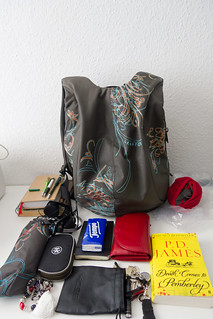 What's In My Bag 18th June 2013