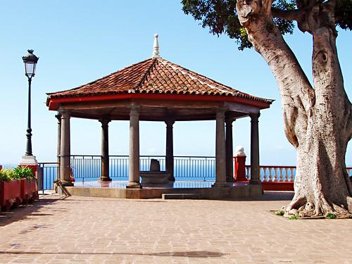 Plaza, Icod de los Vinos, Tenerife