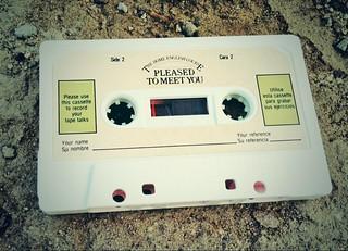 Cassette nostalgia