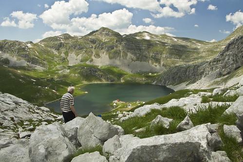 lake landscape see montenegro crnagora jezero kolasin kolašin kapetanovo