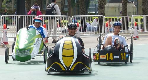 Hong Kong Pedal Karts 2013