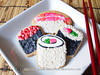 Isabella's Sushi Cookies