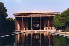 Iran - Isfahan - Palace Chehelsotun