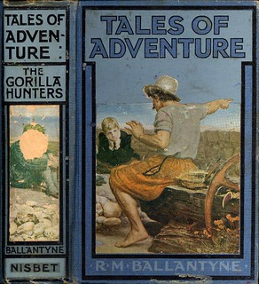 The Gorilla Hunters by R. M. Ballantyne