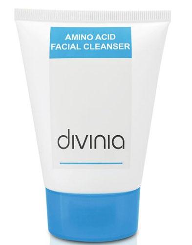 divinia amino acid facial cleanser