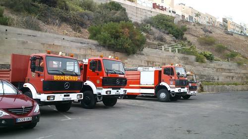Bomberos de Canarias. 9308900575_7ea114fdee