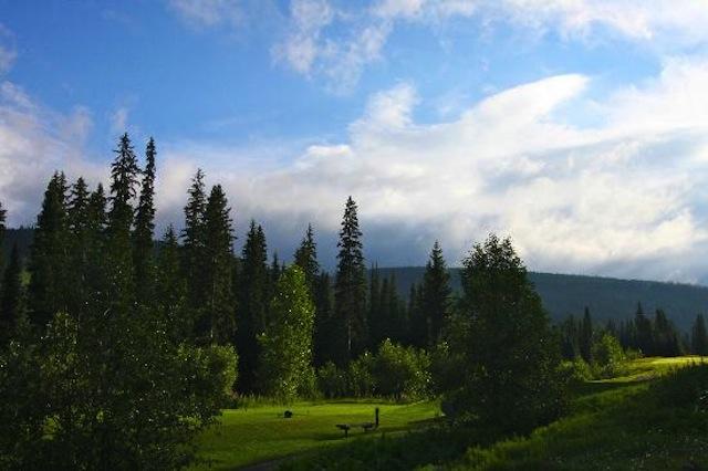 Sun Peaks Golf