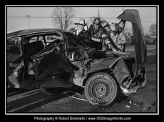 1976-02/14 - Car Accident, Hempstead Turnpike, Bethpage, NY