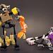 E-MOTE: Feeling Crabby by Legohaulic