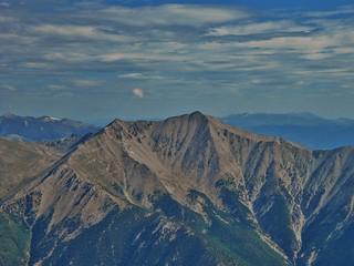 Mount Princeton From Summit of Mount Antero
