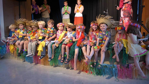 Graduating Preschoolers