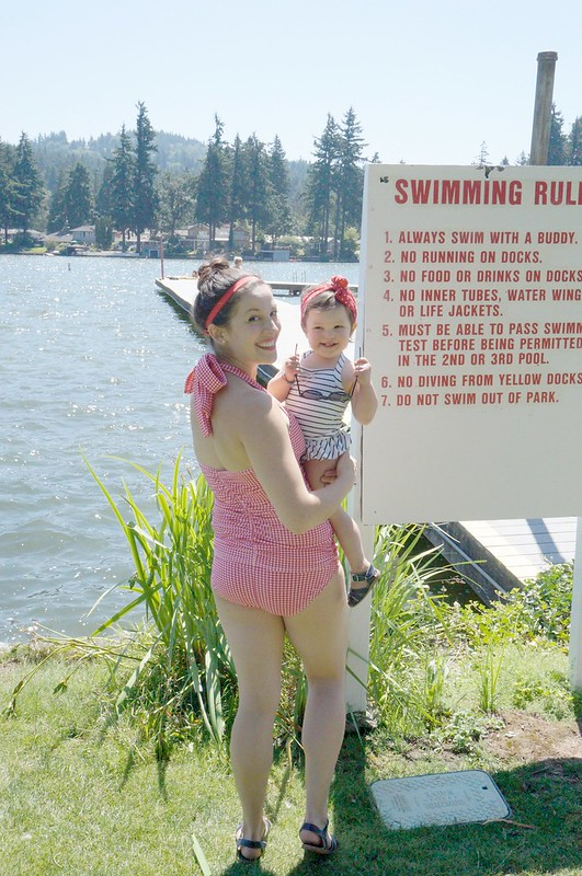 On Body Image and Swimsuits
