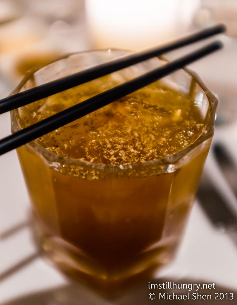 Ezard Melbourne cocktail