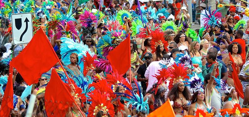 Caribbean Carnival Toronto Canada ۲۰۱۳ فستیوال کاریبانا در تورنتو کانادا