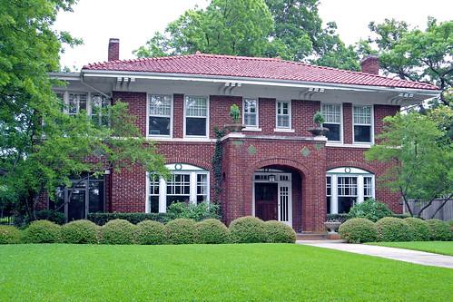 A.C. Adkins House, Swiss Avenue, Dallas