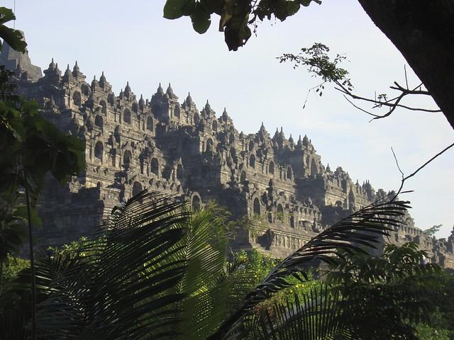 Borobodur: 9th century Buddhist temple