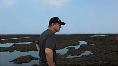加德納來台交流溼地保育經驗,並探訪桃園藻礁