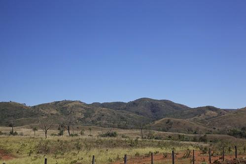 Paisagem do Cerrado Goiano