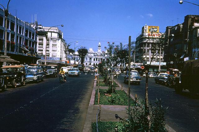 Saigon 1971 - Nguyen Hue Blvd