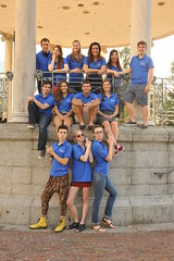Orientation & OHRL Staff Pics Fall 2013