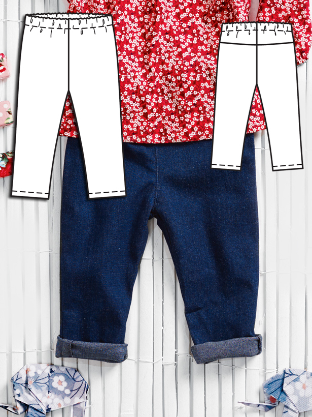 Cutie Pie: 10 Sewing Patterns for Hip Babies – Sewing Blog ...