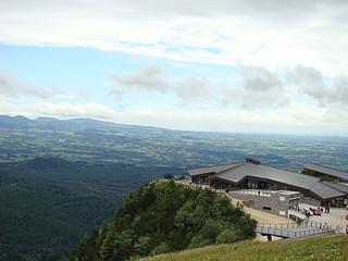085 Uitzicht vanaf de Puy de Dome