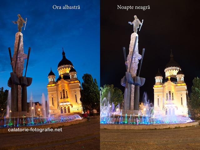 Episodul 8. Fotografia de noapte și ora albastră. Cărți poștale ilustrate - cu imaginile TALE nocturne   9610067846_18d8437b99_z