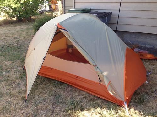 new tent!!!