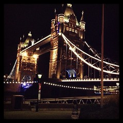 Tower Bridge, 27 August 2013