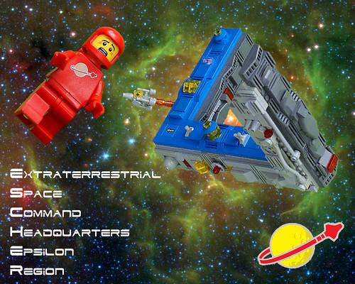 E.S.C.H.E.R. Space Station