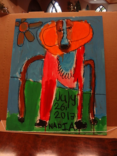 Art Camp 2013